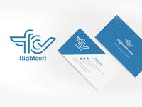 Flightcert Branding