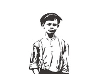 19th Century Working Boy