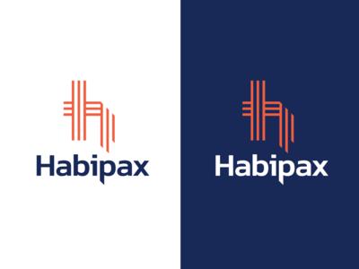 Habipax Logo Design