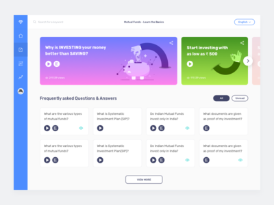 💎 Investor Education Dashboard - Learning