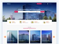 Real Estate Listing - Landing Page