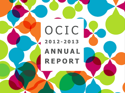 OCIC Annual Report non-profit