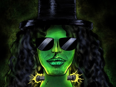 Slash - Halloween Tribute