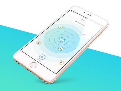 Wifi Cleaner optimisation wifi cleaner ui ux ios app mobile app networking wifi