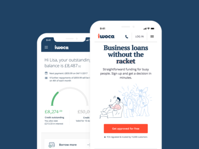 Business loans without the racket 📣