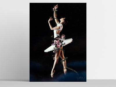 Annihilation poster design photomontage poster design poster