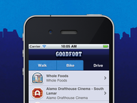 Goodfoot Now Available!