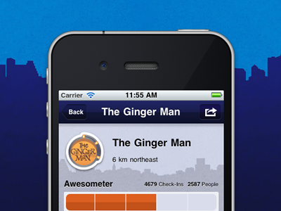 Das Ginger Man
