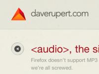 the new dave rupert dot com