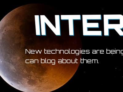 Inter space orbitron ixd css3 3d transform gyroscope