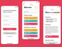 Chemistry teacher ( Part 3 ) ux app ui design