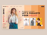BrandTrix creators brand identity influencer branding landingpage webdesigner website webdesign web uxdesigner uidesigner uiuxdesign uxdesign uidesign uiux ux ui business