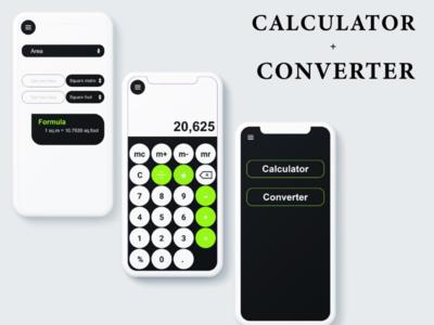 Calculator+Convertor calculator