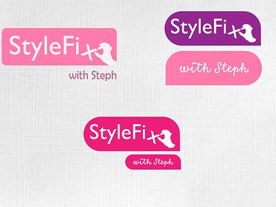 style fix final 100 branding vector typography logo illustrator illustration design art