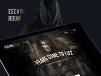 Escape room. Fears come to life.