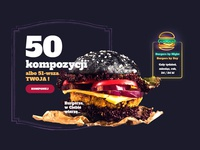 Black Burger Concept