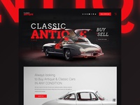 Concept collector and classic car dealer.