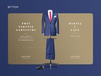 Bytom - Polish men's clothing brand