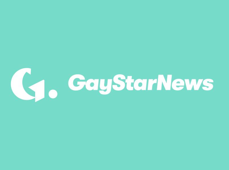 GAYSTARNEWS news site news lgbtq ui brand design logo campaign design graphic design art direction