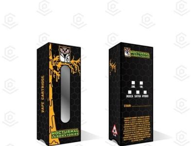 E-Liquid Packaging Boxes eliquid