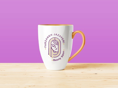 farzaneh jazayeri design branding marjannavab graphic design logo logotype typography