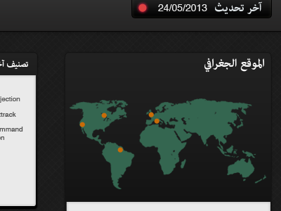 Dashboard arabic dashboard