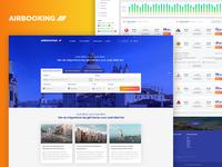 Flight B2C Website