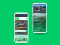 Green Explorer Responsive Web Project