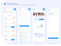 Flexie Design System ® Mobile Interfaces