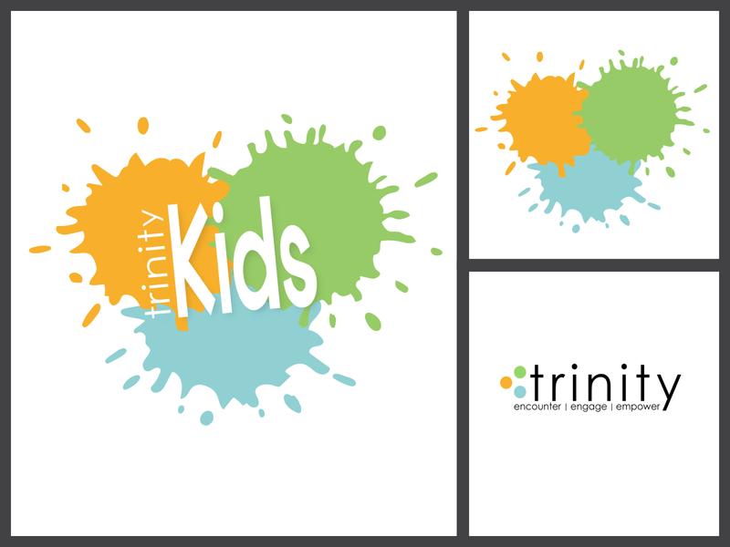 Kids Ministry Logo Design ministry design kids church marketing branding logo adobe indesign vector typography adobe illustrator print design illustration graphic design design