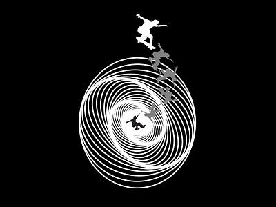 Skate Or Die? Design skateboarding graphic tees t-shirt t-shirt design print design vector illustration adobe illustrator graphic design design