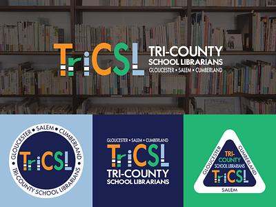 Logo Design for School Librarians' Association marketing web design adobe indesign logo branding vector typography adobe illustrator graphic design design