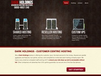 Darkholdings Hosting