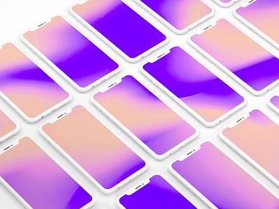 Dropbox Transfer Backgrounds: no.3 art 3d futuristic gradient background design dropbox background illustration graphic design graphic bright branding