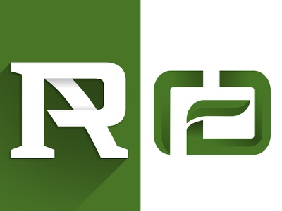 RA Logo Concepts r a typography compliant safety security fertilizer storage