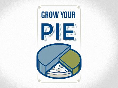 Grow Your Pie pie chart grow pizza
