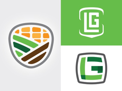 LG Seeds Logo l g seeds logo field crops ag agriculture corn acres genetics