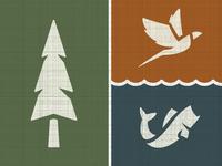 Outdoor Icon Set
