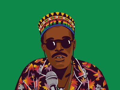 Do the right thing - DJ Mr Love Daddy fanart movies 80s hip hop digital illustration digital draw digitalart ipadpro procreate brooklyn ny illustration spike lee
