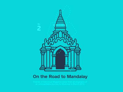 Astronaut Magazine   #3  - On The Road To Mandalay