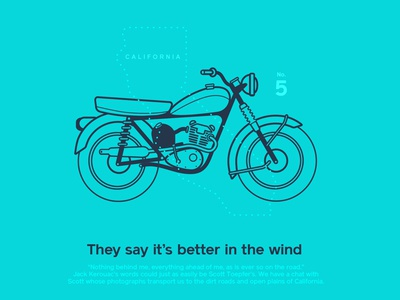Astronaut Magazine #5 - They say is better in the wind