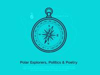 Astronaut Magazine  #6 Polar Explorers, Politics & Poetry