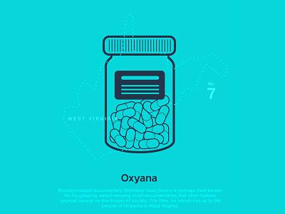 Astronaut Magazine #7 - Oxyana oxyana drugs pills west virginia astronaut magazine illustration