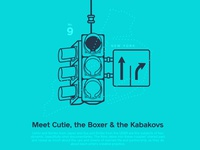 Astronaut Magazine #9 - Meet cutie, the boxer and the Kabakovs