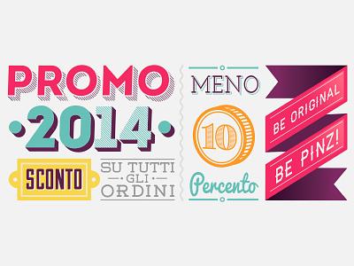 Promopinz promo typography sale