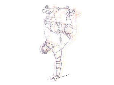 Gravity // Skater