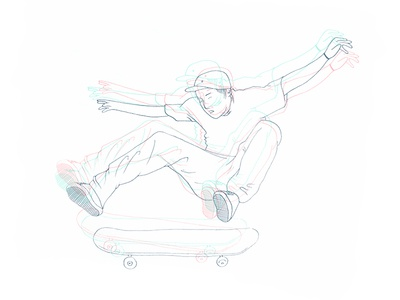 Gravity // Skater 2