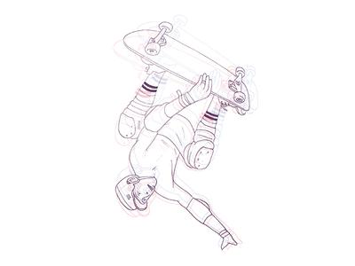 Gravity // Skater 3