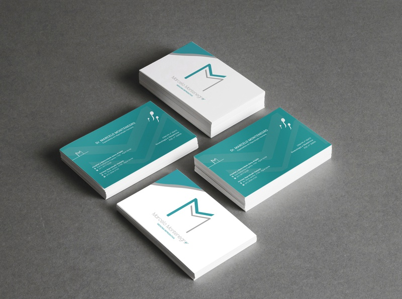 Visual Identity - business card identity design identitydesign identity branding identity graphic design graphicdesign design