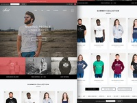 Chur Outfitters Design